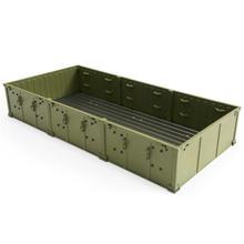 HG P801 1/12 2.4G 8X8 Rc Car Parts Army