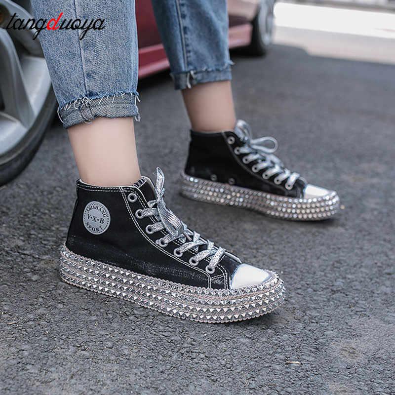 Leopardo sapatos de lona tornozelo sapatos casuais rendas-up sapatos de alta qualidade feminino leopardo corda de cânhamo fundo grosso sapatos de lona zapatos mujer