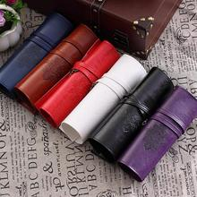 Pouch Makeup-Bag Pencil-Pen-Case Cosmetic Multifunction Large-Capacity Fashion