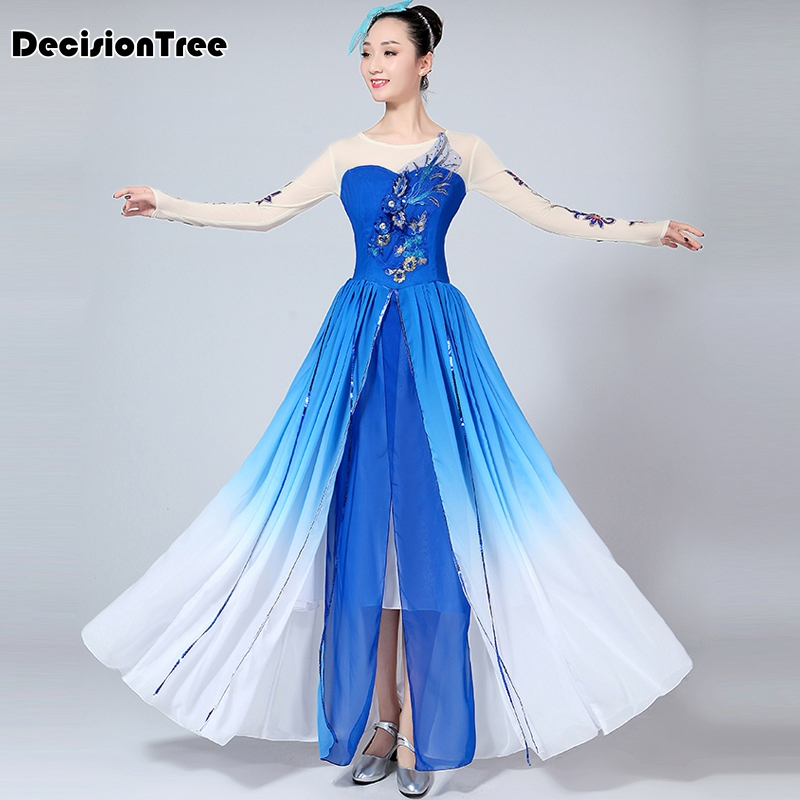 2020 Hanfu National Costume Ancient Chinese Cosplay Costume Ancient Chinese Hanfu Women Clothes Lady Chinese Stage Dress
