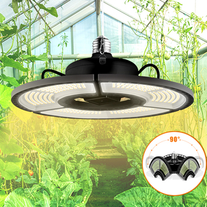 LED Grow Light E27 Phytolamp For Plants 400W Full Spectrum Growth Lighting For Indoor Plant Warm White 2835 LEDS Chip Plant Lamp
