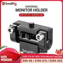 SMALLRIG Monitor Support/Monitor Mount avec Friction de laxe de Rotation Jsquà 180° pour Une Meilleure Monitoring 1842
