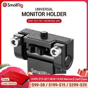 Image 1 - SmallRig モニターホルダーマウント モニターサポート 180度回転可能 DSRLリグ DSLR装備 1842