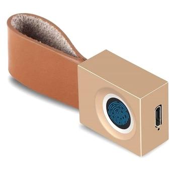 Fingerprint Lock Cabinet Hardware Knob Lock Child Safety Smart Keyless Drawer Lock Security Biometric Fingerprint Door Lock for