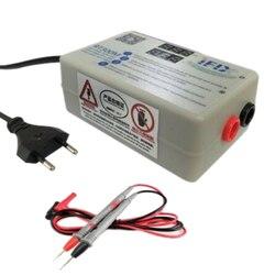 Rt300m tv lcd led backlight tester ferramenta de diagnóstico falha para testes de tensão e dados atuais com display led inteligente plug eua