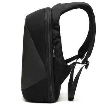 15.6' Laptop Solar Backpack Large iPad Bag USB Charging Business Backpacks Traveling Daypack anti theft backpack Male Mochila 4