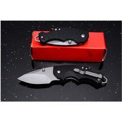 Gorący KS3800 składany scyzoryk uchwyt abs 7Cr13MoV ostrze wysokiej twardości odkryty Mini Camping noże do owoców narzędzie edc w Noże od Narzędzia na