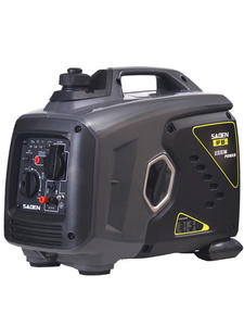 Gasoline Generator Inverter Electric-Motor Engine-Gas Petrol Portable Silent Household