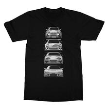 2019 Hot Sale Summer JDM Legends Shirt Rx7 Japan Car  90s Cars High Quality 100% Cotton For Man Shirts