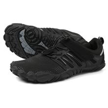 Tenisówki typu uniseks męskie buty do wody plaża pięć palców buty do wody wysokiej jakości obuwie sportowe dla mężczyzn kobiety moda kobieta 2019 tanie tanio OllyMurs Pasuje prawda na wymiar weź swój normalny rozmiar Spring2019 Lace-up Początkujący Masaż Syntetyczny RUBBER
