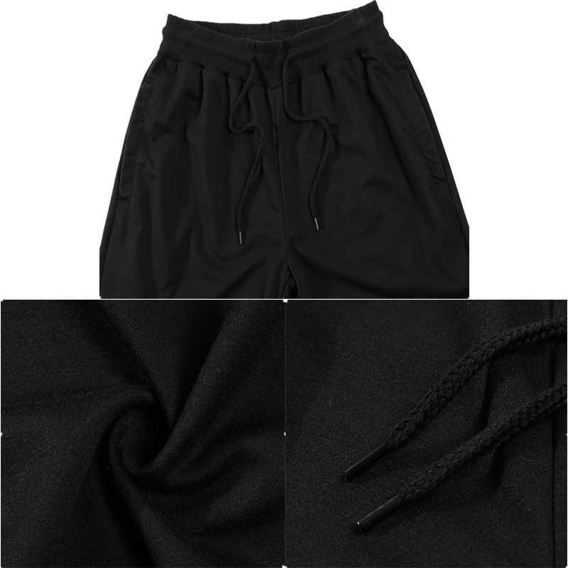 2020 nowe sportowe miękkie spodnie obcisłe męskie spodnie dresowe dla joggerów siłownia spodnie do ćwiczenia męskie trening bieganie sportowe spodnie do biegania mężczyzn