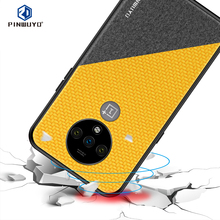 OnePlus 7T PINWUYO Leather Case For