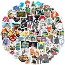 10 Вт, 30 Вт, 50 шт./упак. для костюмированной вечеринки по японскому аниме Хаяо миядзяки; Унесенные призраками наклейки для холодильника автомо...