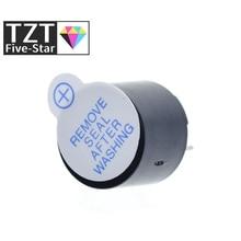 New Arrival 1pcs 5v Active Buzzer Magnetic Long Continous Beep Tone 12*9.5mm