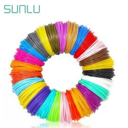 SL-300A 3d pena pla/abs/pcl reills 1.75mm colorido 3d canetas filamento crianças rabisco gadget 100% nenhuma sublimação bolha