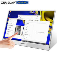15.6 FHD 1080p Portable touch screen monitor for Ps4 Xbox Switch gaming laptop PC phone display touch LCD screen