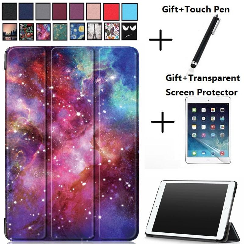 New Arrival Fashion Slim Magnetic Folding Cover Case For Lenovo Tab P10 TB-X705F TB-X705L Smart Case For Lenovo Tab P10 Case