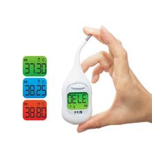 цена на Waterproof Thermometer Handheld Non-contact IR Infrared Thermometer Digital LCD Laser Pyrometer Surface Temperature Meter Imager