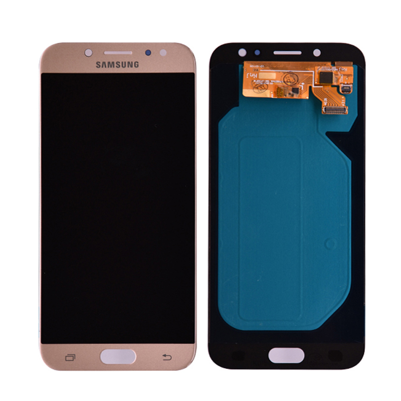 Original Super Amoled For Samsung Galaxy J7 Pro 2017 J730 J730F LCD Display and Touch Screen Digitizer Assembly free shipping
