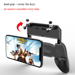 Image 4 - Pubg 모바일 게임 패드 Pubg 컨트롤러 전화 트리거 L1R1 그립 조이스틱/트리거 L1r1 Pubg 화재 버튼 아이폰 안드로이드에 대한