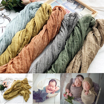 Newborn Photography Props Blanket  Backdrop  Baby Photography Studio Props Baby Wraps Photo Shooting Accessories Fabric newborn photography blanket baby cotton blanket studio photo backdrop 130 165cm infant baby photography background accessories