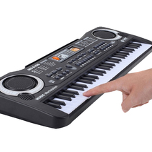 купить 61 Keys Electronic Piano Keyboard Kids Simulation Piano Musical Instrument Toys Children Multifunctional Music Educational в интернет-магазине