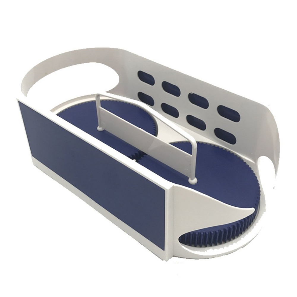 Racks Bathroom-Rack Multi-Function Storage-Box Bottle-Holder Swivel-Organizer Rotation