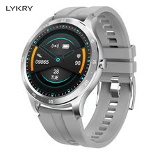 LYKRY 2020 S20 New Smart Watch Men Women Full Touch Screen H