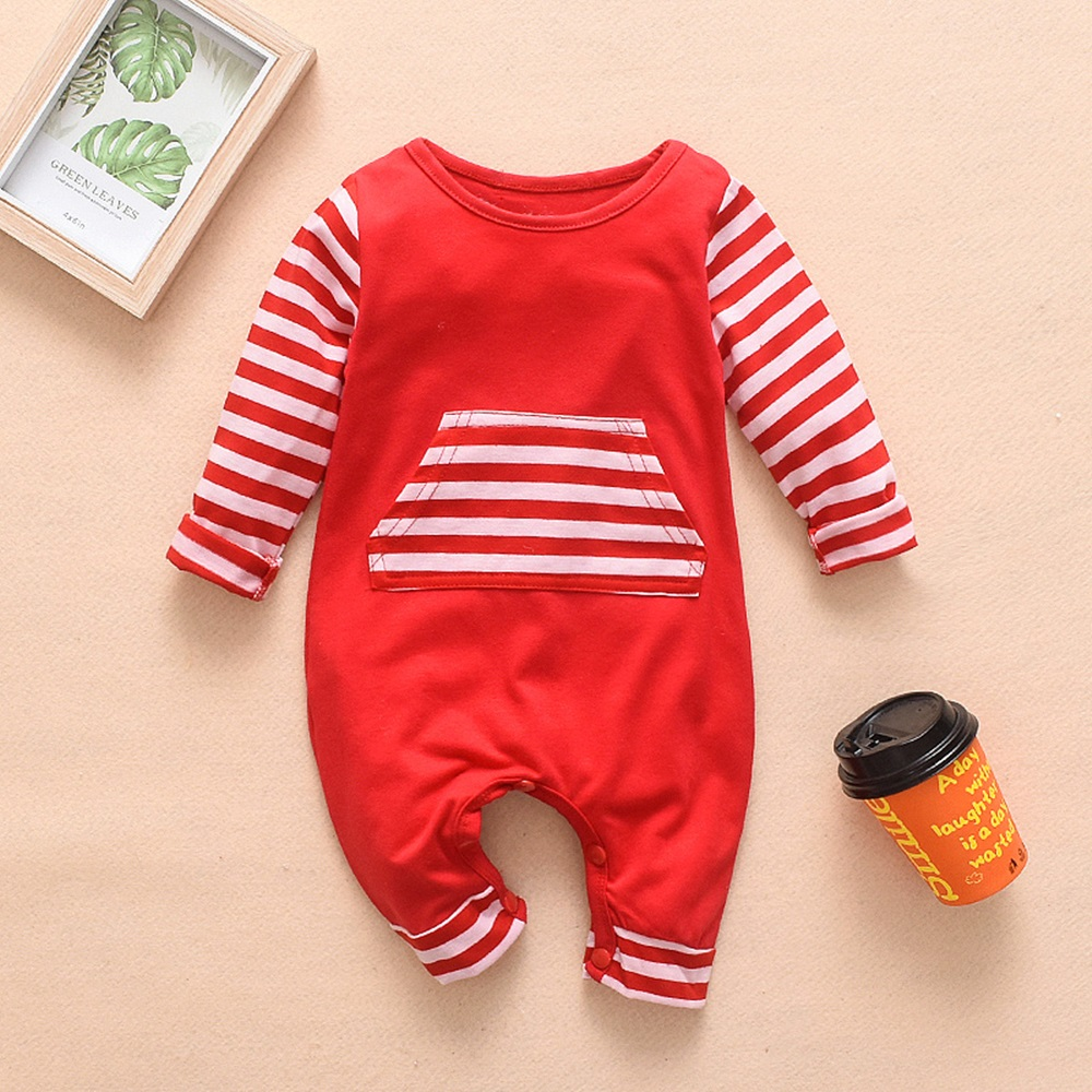 Had98c729eaca41699212045aa85318f9M 2018 New Newborn Baby Boys Girls Romper Animal Printed Long Sleeve Winter Cotton Romper Kid Jumpsuit Playsuit Outfits Clothing