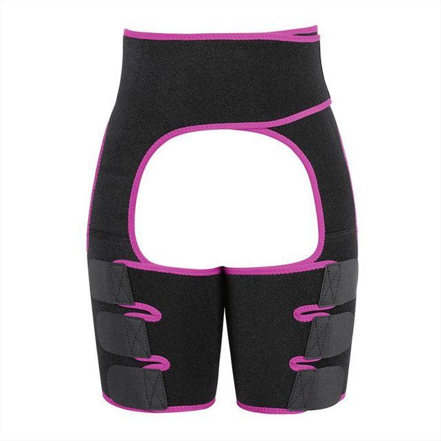 Fitness Sports Waist Sweat Slim Slim Thin Waist Slimming Belt Fat Burning Bodybuilding Bodybuilding Belt Hip Belt 4