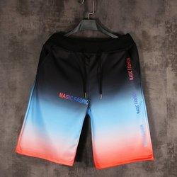 2020 летний модный высококачественный мужской костюм, Повседневная цветная подходящая крутая одежда, повседневные шорты 928 #