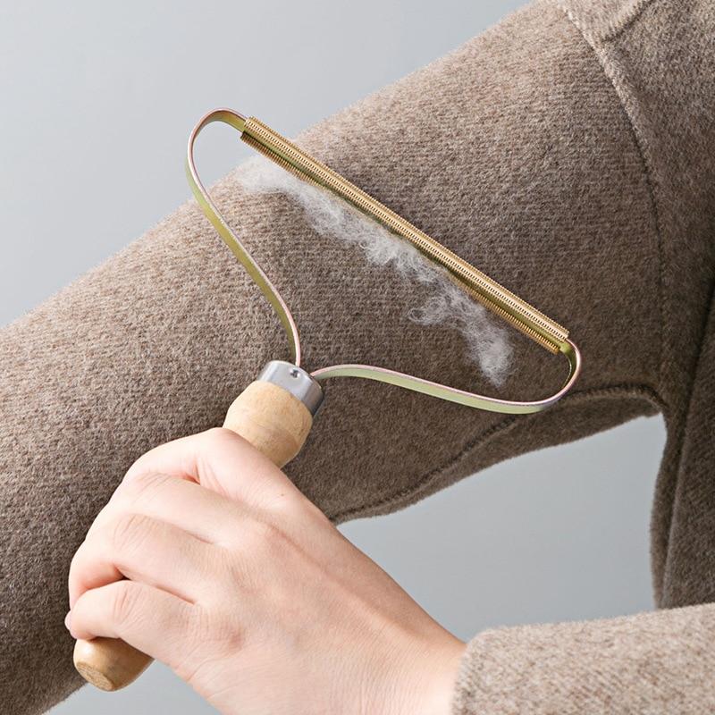 Lint-Remover Shaver Brush-Tool Carpet Woolen Coat Fluff-Fabric Mini Portable