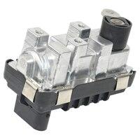 Atuador eletrônico do wastegate do turbocompressor para 04 07 dodge sprinter 2.7l|Turbocompressor| |  -