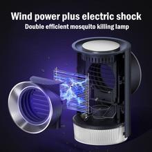 Free_on חשמלי הלם יתושים רוצח מנורת אין רעש אין קרינה חרקים רוצח זבובי מלכודת אנטי יתושים LED מלכודת עבור שינה