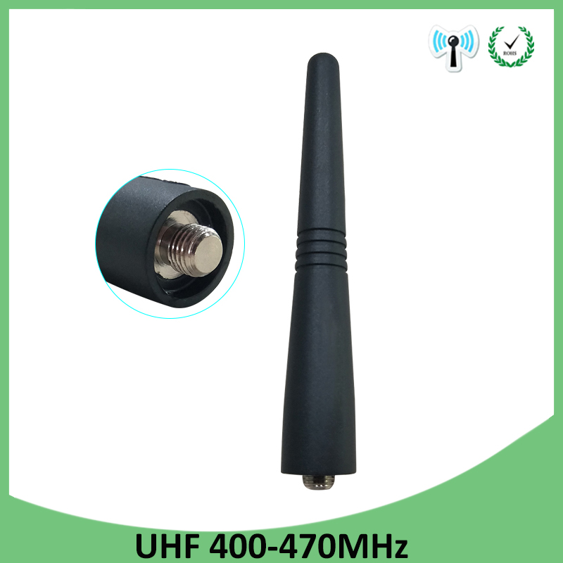 Antenne Car Talkies For Motorola One For E398 G6 Razr V3i E5 P30 Sma Uhf Walkie Talkie Tactical For Baofeng 5r Vhf Dmr 430mhz