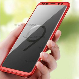 Image 3 - 360 Full Protection Cover Case For Samsung Galaxy Note20 Ultra A71 A51 A31 A41 A11 A70 A60 A50 A30 A20 A8 A6 Plus S10 Plus S20FE