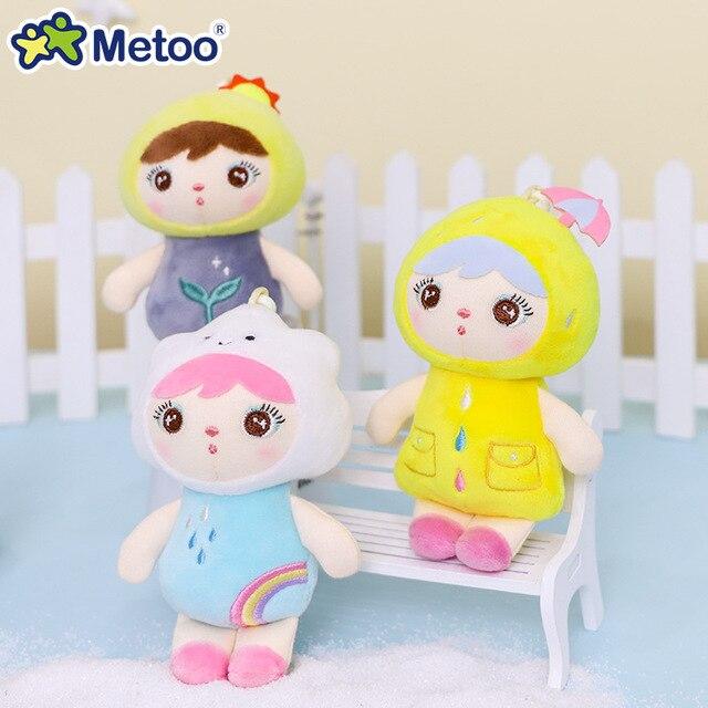 Миниатюрная кукла Metoo