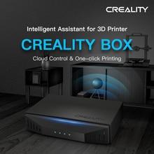 Parti della stampante 3D CREALITY WiFi Cloud Box parametri pertinenti impostati direttamente dallapp di Creality Cloud