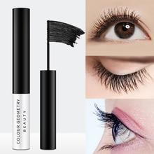 Makeup Volume Mascara Waterproof Fast Dry Natural Soft Long Eyelash Thick Cosmetics