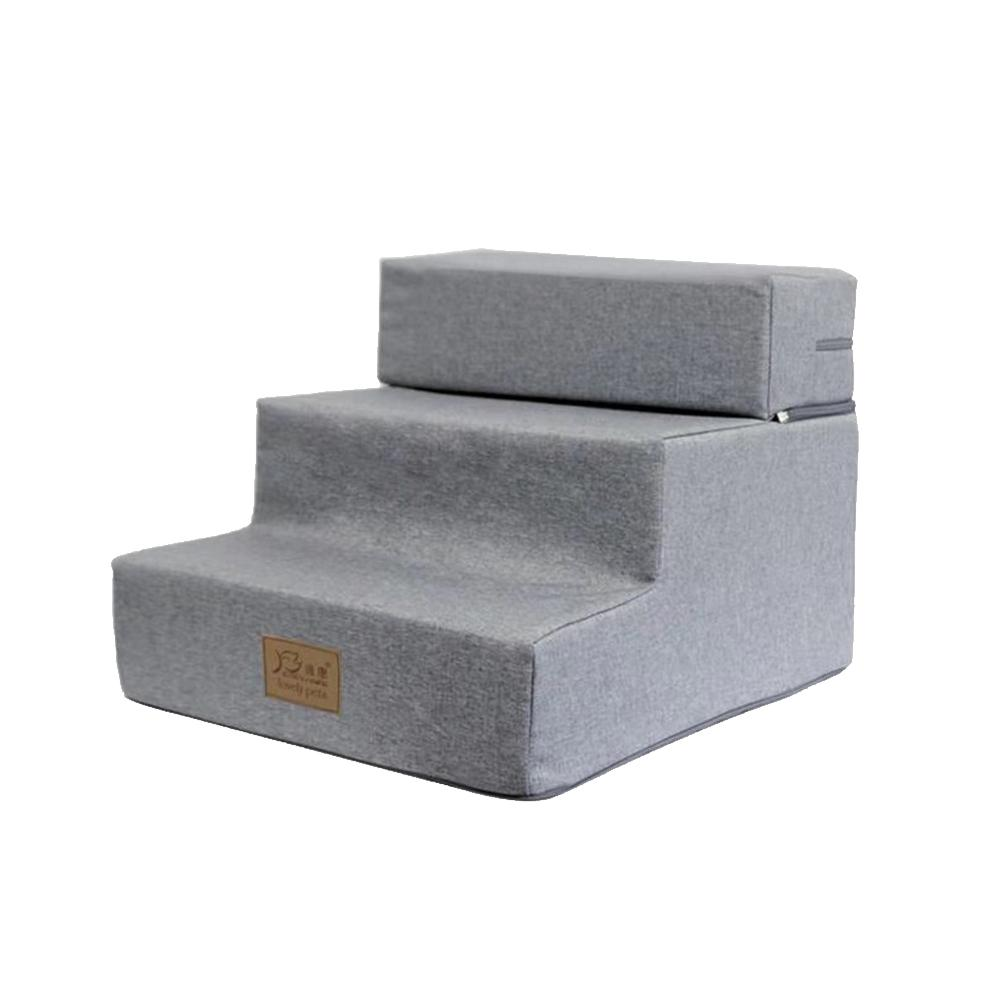 font b Pet b font Dog Steps Sponge Waterproof Harden Stairs For Small Dog