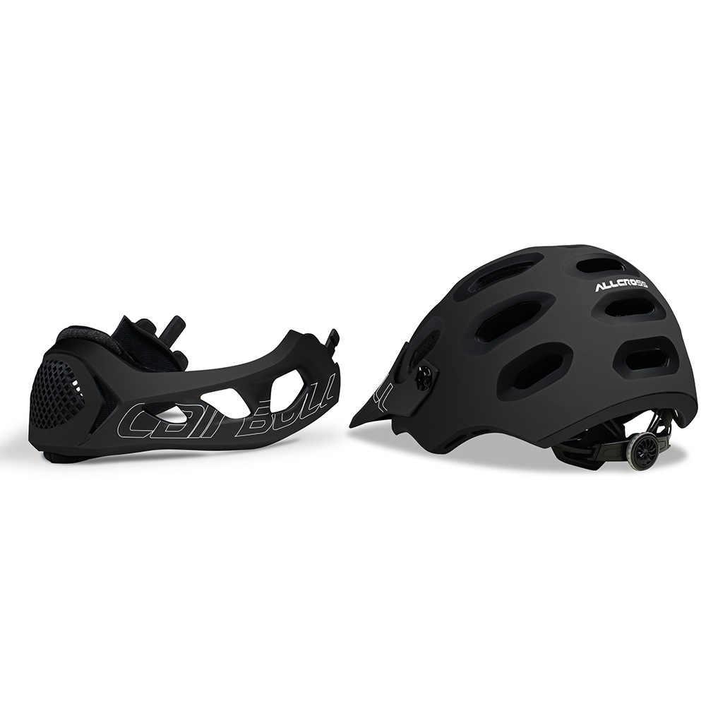 Cairbull ALLCROSS MTB จักรยานเสือภูเขาใหม่ข้ามประเทศจักรยานหน้ากากกีฬาหมวกนิรภัย casco ciclismo bicicleta