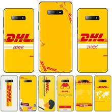 Germany DHL express Coque Shell Phone Case For Samsung S6 S7 edge S8 S9 S10 e plus A10 A50 A70 note8 J7 2017 coque shell(China)