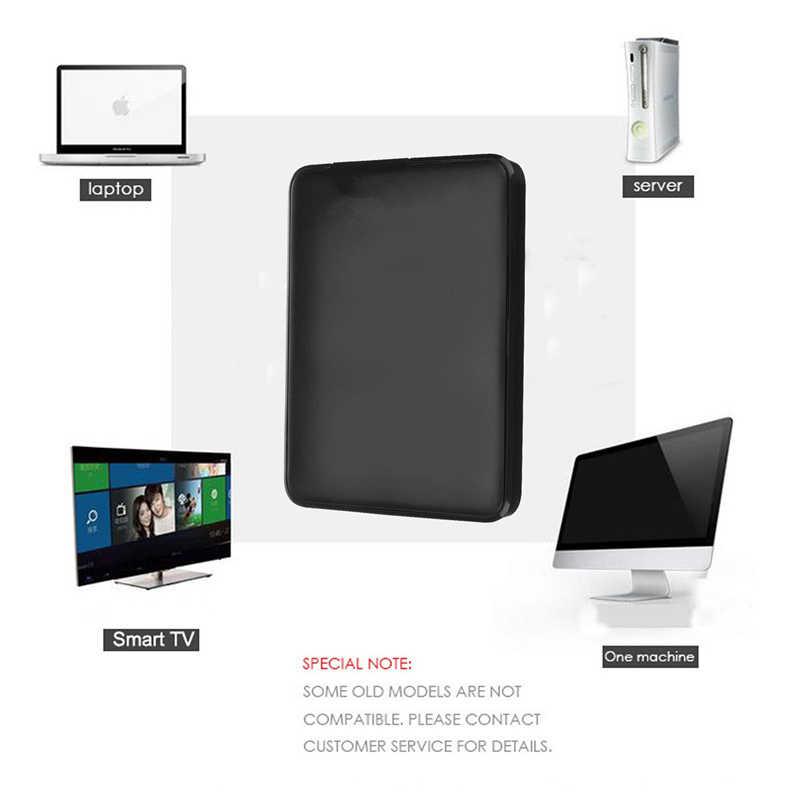 2,5 Внешний жесткий диск USB3.0 HDD HD жесткий диск 1 ТБ/2 ТБ мобильный жесткий диск HDD устройства для хранения для mac компьютерный стол ноутбук