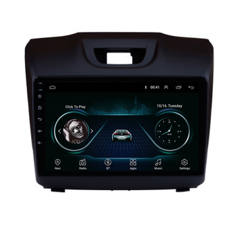 9 4G LTE Android 10.1 For Isuzu Chevrolet Trailblazer Multimedia Stereo Car DVD Player Navigation GPS Radio image