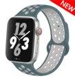 Силиконовый ремешок для Apple Watch band 40 мм 44 мм 38 мм 42 мм iWatch 3 4 5 6 se, браслет для смарт-часов Apple watch 40 44 мм