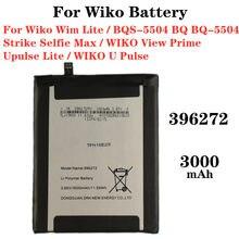 For Wiko Wim Lite / BQS-5504 BQ BQ-5504 Strike Selfie Max / Wiko View Prime / Upulse Lite / Wiko UPulse Phone Battery 396272