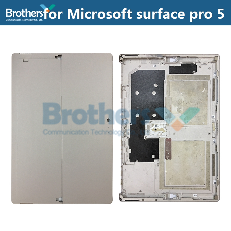 Original for Microsoft surface pro 5 Pro4 Pro3 GO Battery Housing Battery Door Pro 3 Back Case Cover Back Housing Replacement