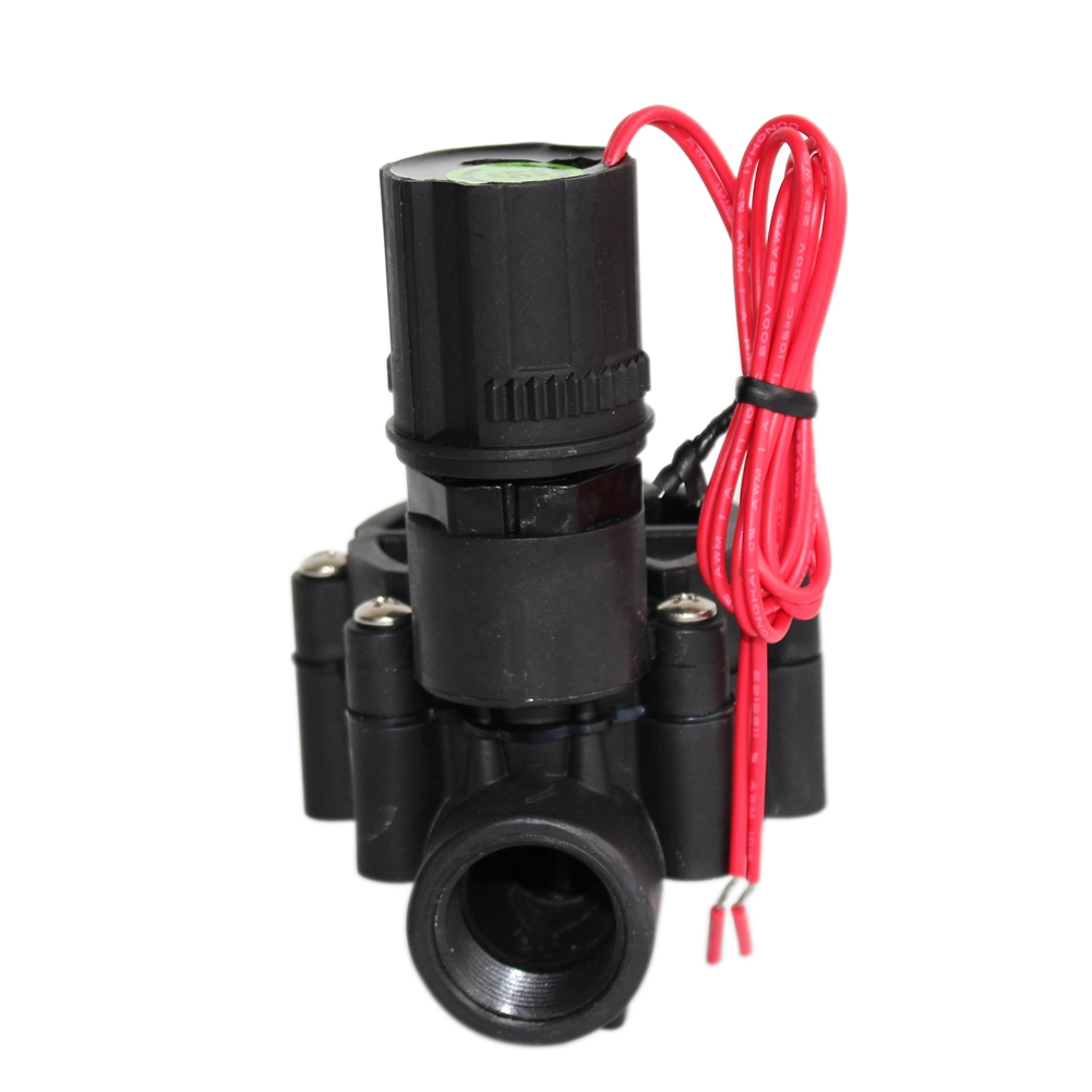 3/4 zoll Intelligente Elektrische Magnet Bewässerung Garten Bewässerung Rasen Sprinkler Durable Inline DC 24V Automatische Hof