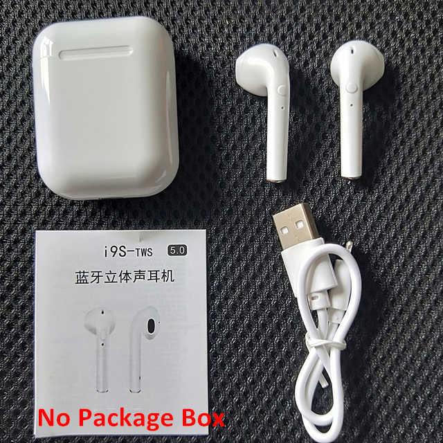ترقية جديدة i9s TWS بلوتوث سماعة 5.0 في الأذن سماعات لاسلكية صغيرة باس ستيريو سماعات للآي فون أندرويد شاومي PK I11