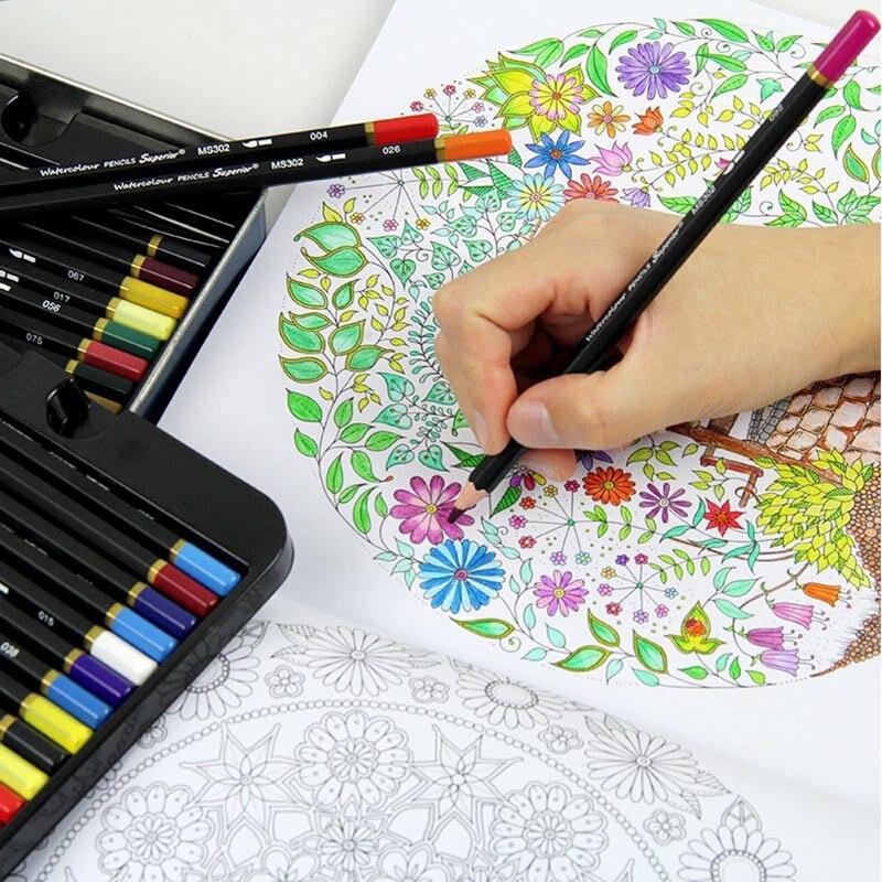 lapis para desenho criancas lapis cor aquarela arte lapis cor 03